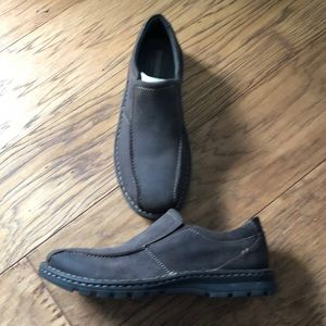 NWT Men's Clark's Leather Shoes